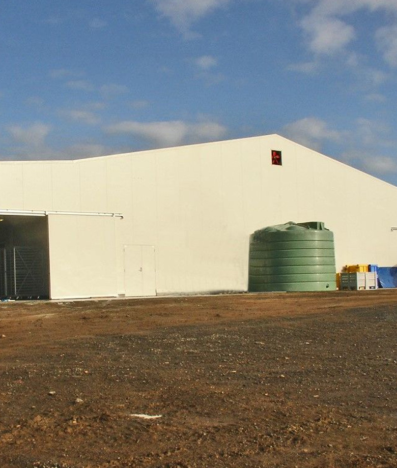 Food processing building design and construction in New Zealand