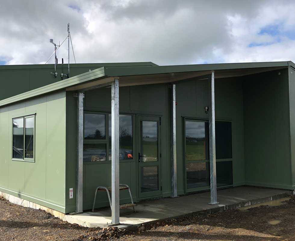 New Zealand poultry shed design and construction