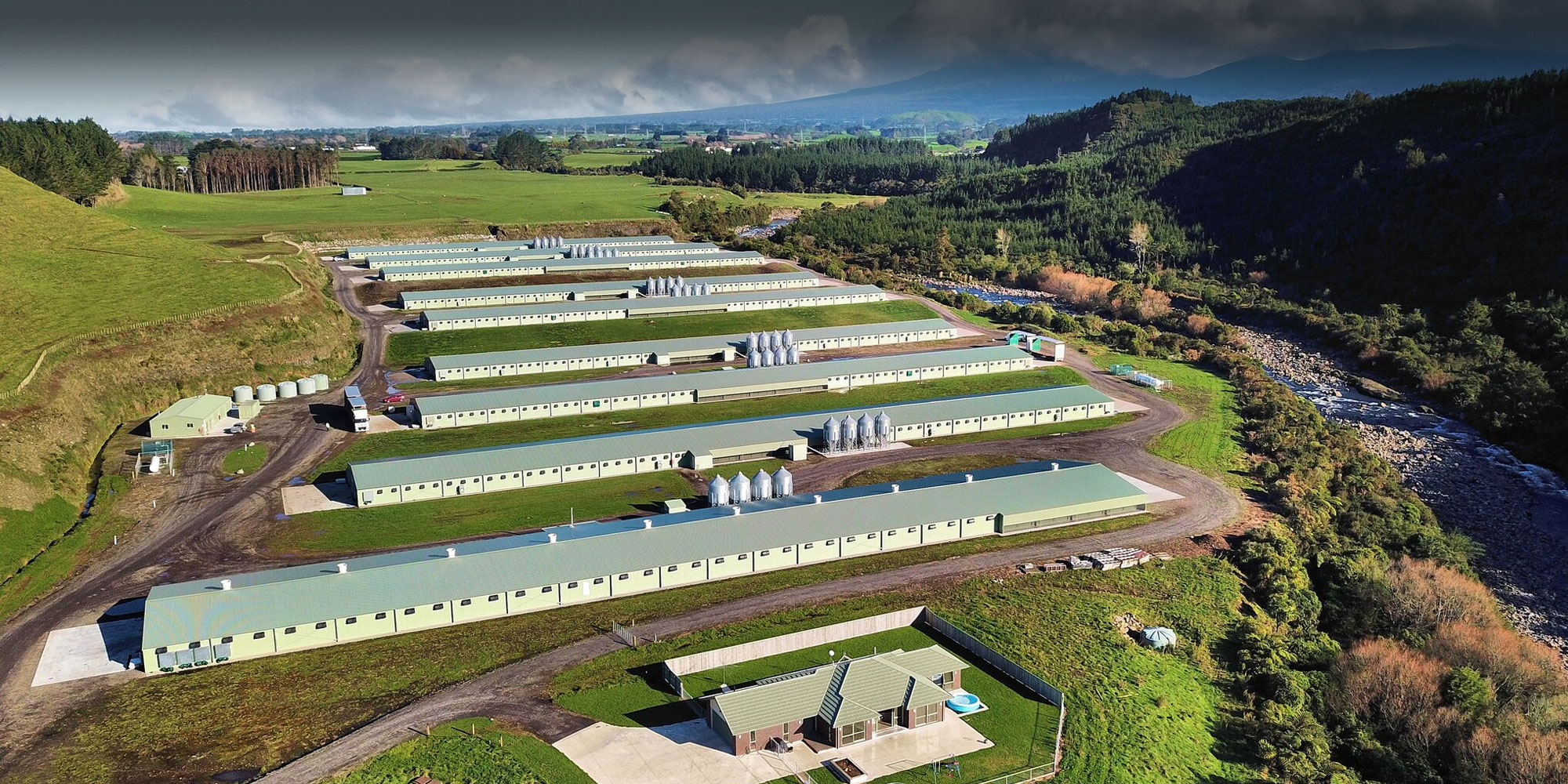 New Zealand Agri Houses building design and construction