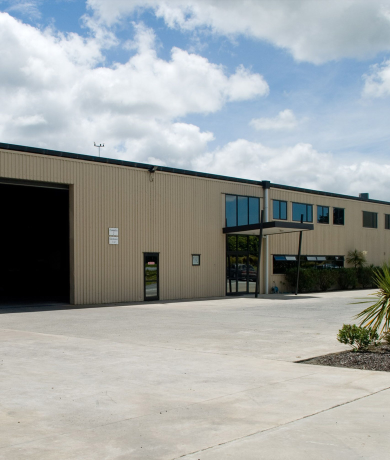 Food processing building design in New Zealand